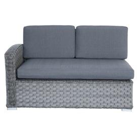 Модульный диван Geneva 11902 серый Garden4You