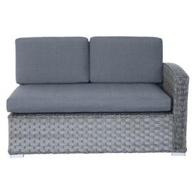 Модульный диван Geneva 11903 серый Garden4You