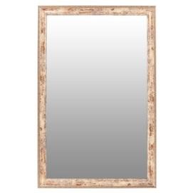 Зеркало  Gilbert 125 белый+коричневый 94YU2-WBRW Kayoom
