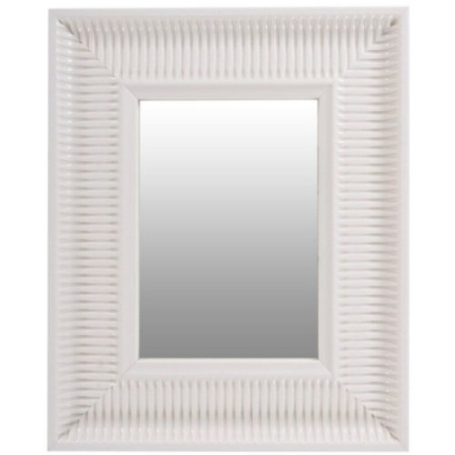 Зеркало Howard 1005-01 белый Kayoom