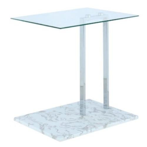 Стол приставной Julius 2335-04 прозрачный Kayoom