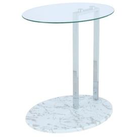 Стол приставной Julius 2337-04 прозрачный Kayoom