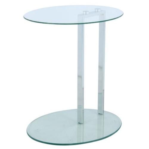 Стол приставной Julius 2281-04 прозрачный Kayoom
