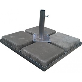 Подставка для зонта бетон ТН-130 серая OUTDOOR