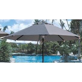 Купол для зонта Барселона круглый без воланов серый D=3,5 м OUTDOOR
