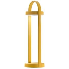 Лампа настольная Giravolta 1799 желтый Pedrali