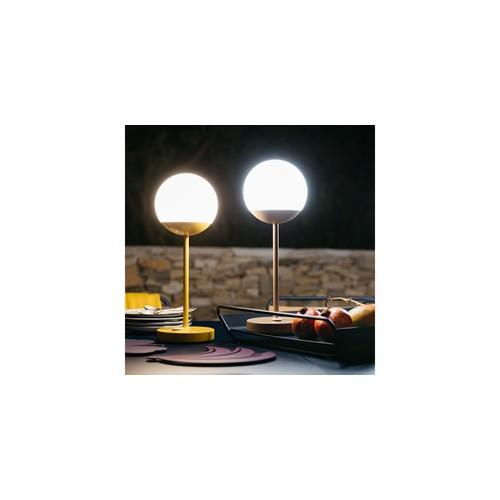 Лампа настольная Mooon 530128 фиолетовый Fermob