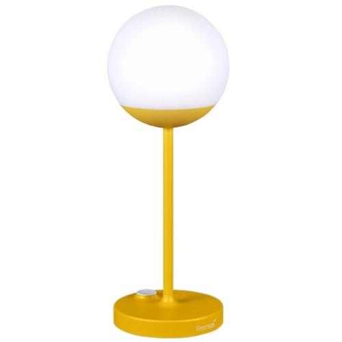 Лампа настольная Mooon 530126 желтый Fermob