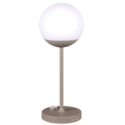 Лампа настольная Mooon 530114 серый Fermob