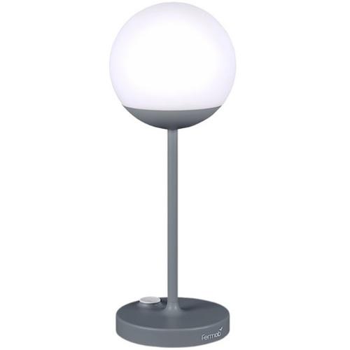 Лампа настольная Mooon 530126 серый Fermob