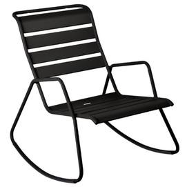 Кресло качалка Monceau 480642 черный Fermob