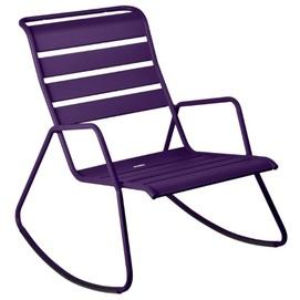Кресло качалка Monceau 480628 фиолетовый Fermob