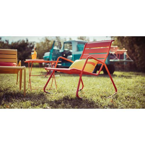 Кресло качалка Monceau 480645 оранжевый Fermob