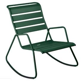 Кресло качалка Monceau 480602 зеленый Fermob