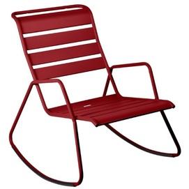 Кресло качалка Monceau 480643 красный Fermob