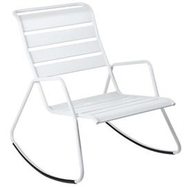 Кресло качалка Monceau 480601 белый Fermob