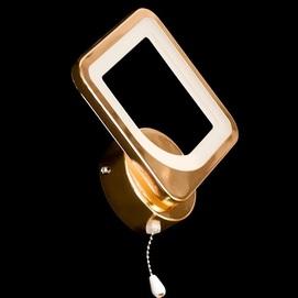 Бра 5543/1G золото Diasha