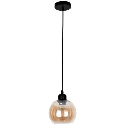 Лампа подвесная 91609F-1 BR коричневый Thexata 2020