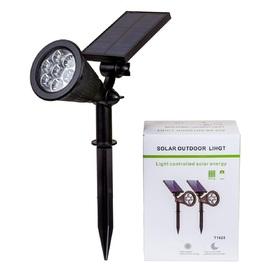 Столб ландшафтный 9914T1625 LED RGB черный Thexata 2020