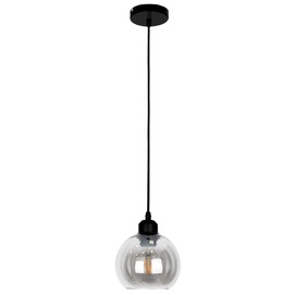 Лампа подвесная 91609F-1 CL прозрачный Thexata 2020