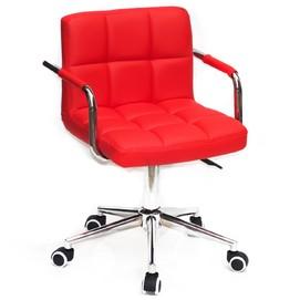 Стул офисный  ARNO - ARM Modern Office 10878 красный Thexata Summer