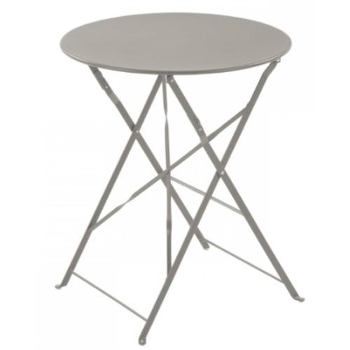 Стол обеденный ALRICK CC0734R85 серый Laforma 2020