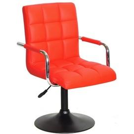 Кресло полубарное AUGUSTO - ARM 10815 красный Thexata Summer
