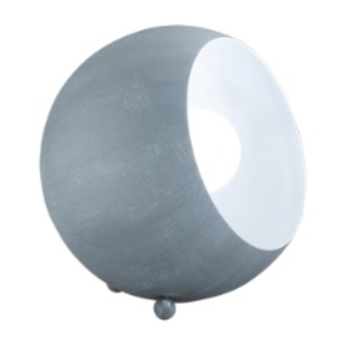 Лампа настольная BILLY R50101078 серый Trio