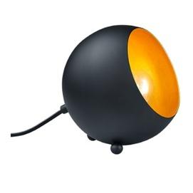 Лампа настольная BILLY R50101032 черный Trio