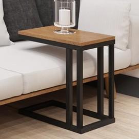 Стол приставной Брейк 45см черный Металл Дизайн