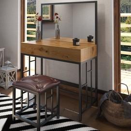 Стол туалетный Рен коричневый Tenero