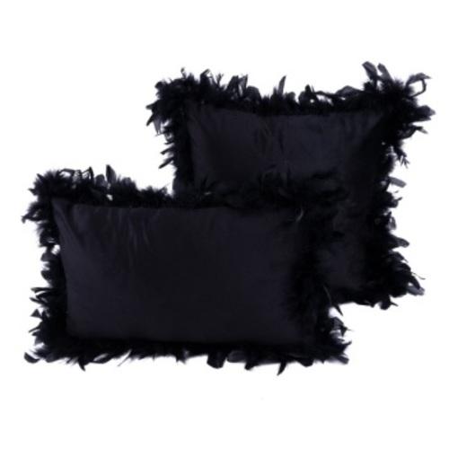 Набор подушек Palmira 125 RBUM1-BLK черный Kayoom