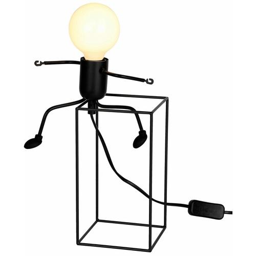 Лампа настольная 720T26016-H38 BK черный Thexata 2020