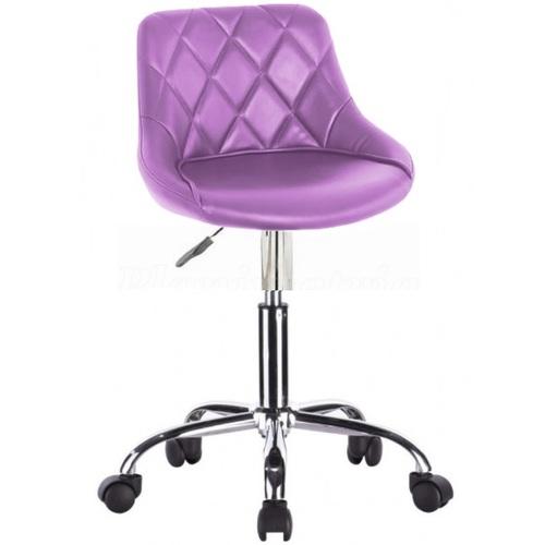 Стул офисный HY372 МR фиолетовый Primel 2020