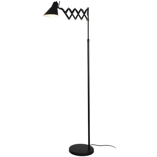 Лампа напольная 720F81476-1 BK черный Thexata 2020
