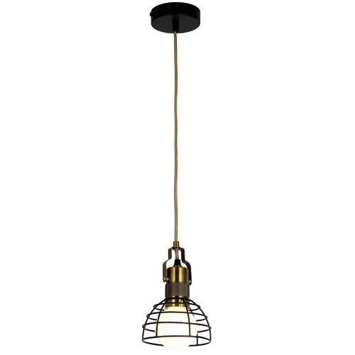 Лампа подвесная 720P26038-1 черный Thexata 2020