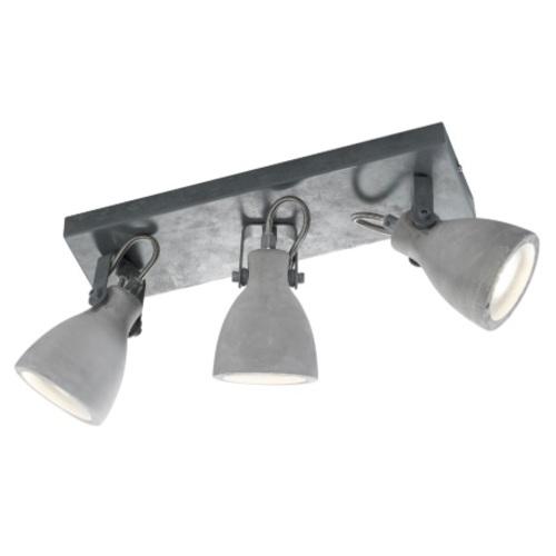 Спот CONCRETE – 802500378 серый бетон Trio