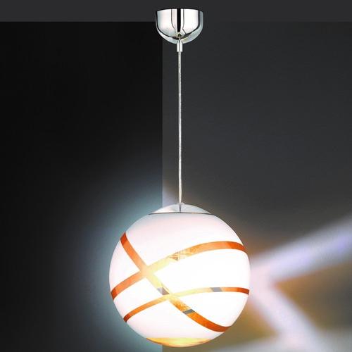 Лампа подвесная  FARO – 306100131 белый Trio