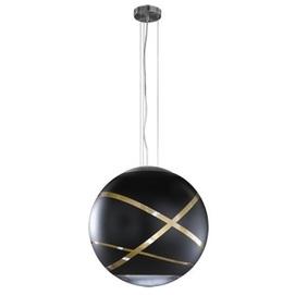 Лампа подвесная  FARO – 306190132 черный Trio