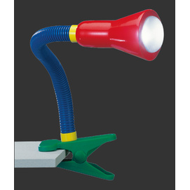 Лампа настольная  FLEXO – 5028010-17 красный Trio