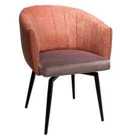 Кресло поворотное Washington розовый Impulse