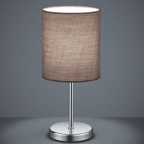 Лампа настольная JERRY – R50491011 серый Trio