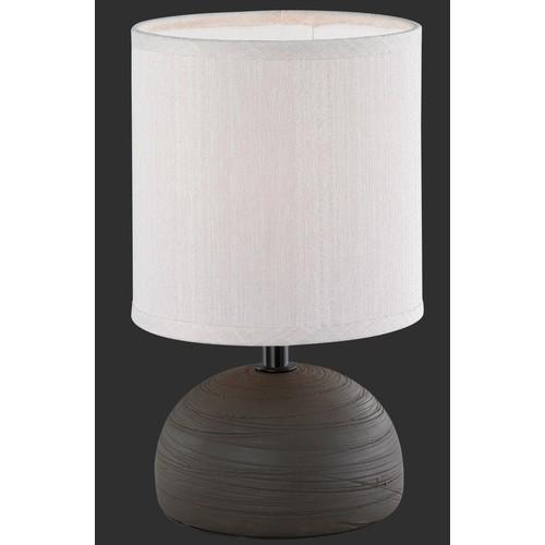 Лампа настольная LUCI – R50351026 бежевый капучино Trio