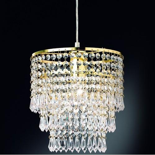 Лампа подвесная ORIENT – R1147-03 золото Trio