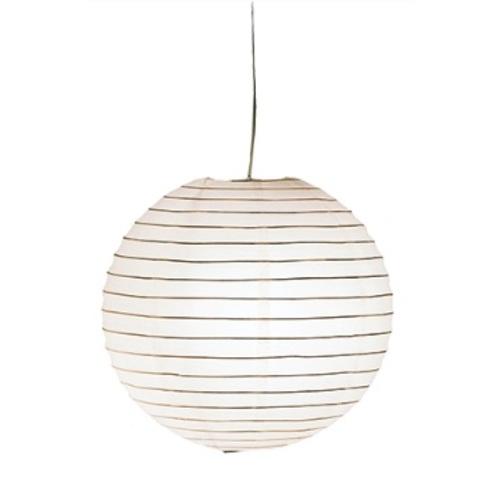 Лампа подвесная PAPER – 3490400-00 белый Trio
