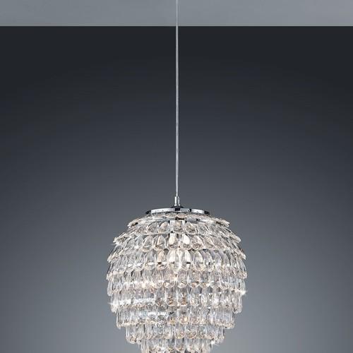 Лампа подвесная PETTY – R30451906 прозрачный Trio