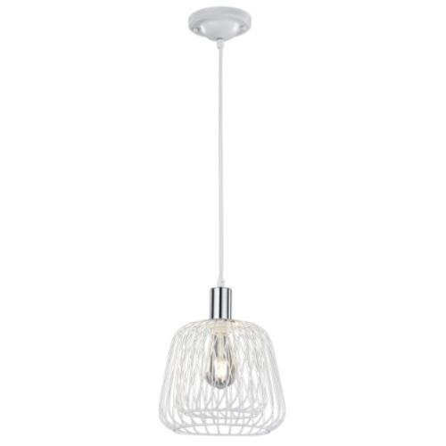 Лампа подвесная  SANNA – 300900101 белый Trio