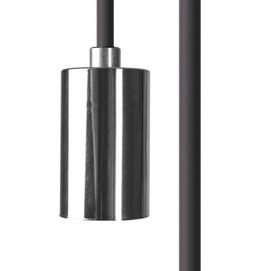Лампа шнур CAMELEON CABLE 8657 черный хром Nowodvorski 2020