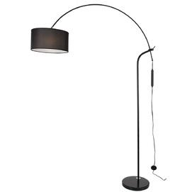 Лампа напольная 9192002A черный Thexata 2020