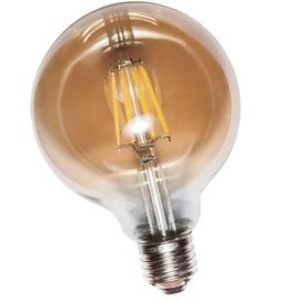 Лампочка COW лампа LED G95 4W Amber 2300K E27 RC Thexata 2020